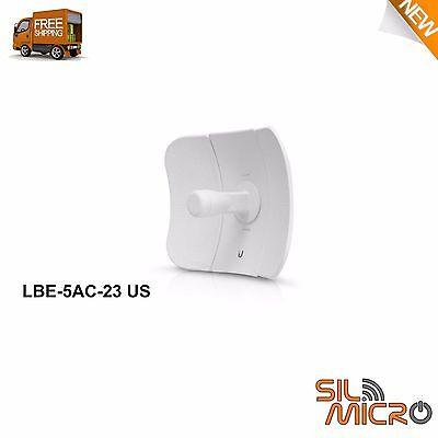 Ubiquiti LiteBeam LBE-5AC-23 US  5GHz, 23dBI airMax CPE, Gigabit PoE