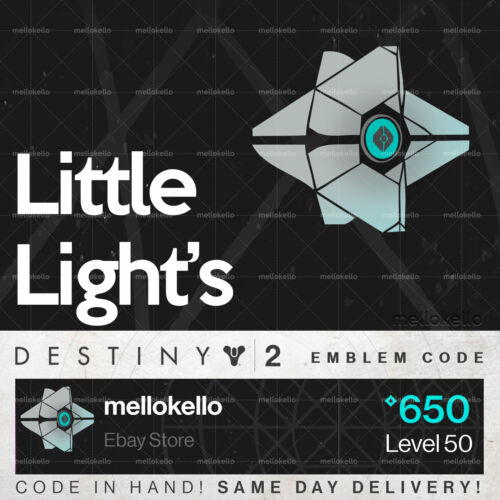 Destiny 2 Little Light