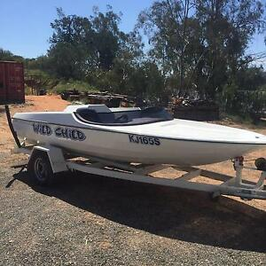 Ski Boat - Meos Hornet Ramco Loxton Waikerie Preview