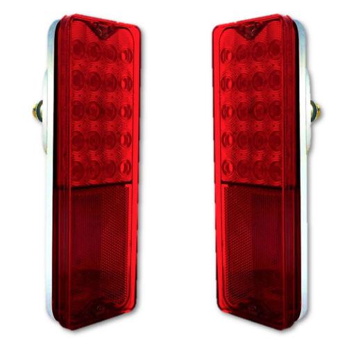 1967-1972 Chevy GMC Truck Tail Light Lens Gaskets 1968 1969 1970 1971 USA Made