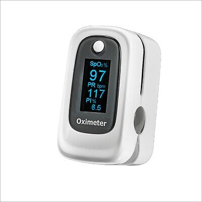 New-fda Ce Certified Finger Pulse Blood Oximeter Heart Rate Monitor