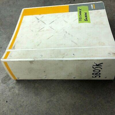 Case 580k Backhoe Series Super Service Tractor Manual 580sk