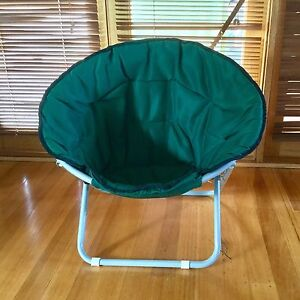 Foldable Camping Outdoor Egg Chair Geelong Geelong City Preview