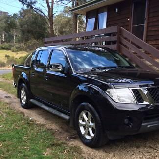 2013 Nissan Navara Ute Katoomba Blue Mountains Preview