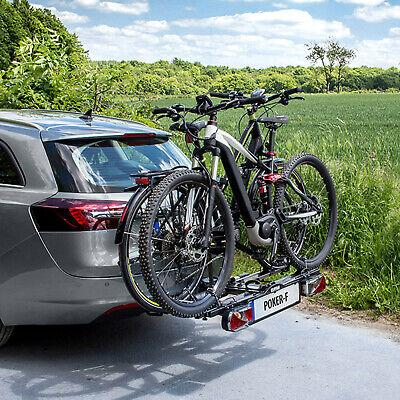 Eufab Kfz-Fahrrad-Heckträger POKER-F Für 2 Fahrräder /