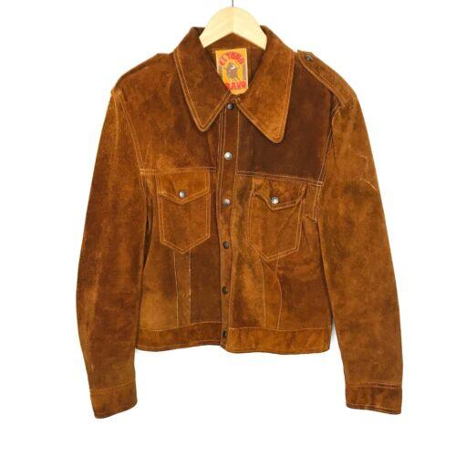 VTG El Toro Bravo Leather Jacket Men