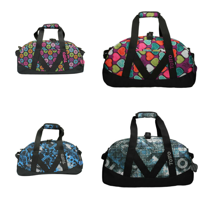 Beautiful Duffle Bag Sports Bag From TOTTO Approx. 743.9oz