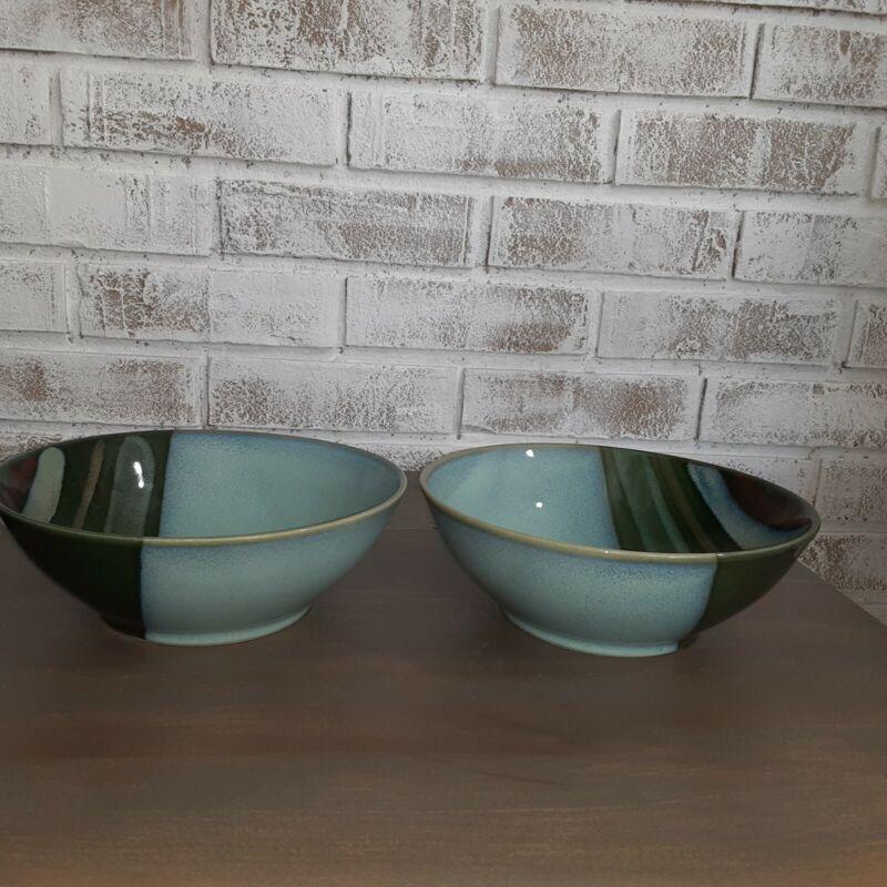 Sango Avanti Green Replacement Bowls set of 2 #4724