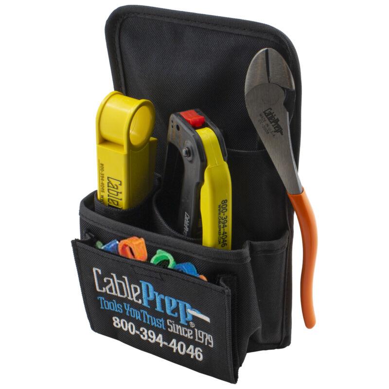 CablePrep PIK-6590HPT Professional Premises Installation Kits