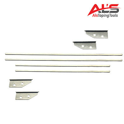 Level5 Drywall Flat Box Blade Kit For 10 12 - New