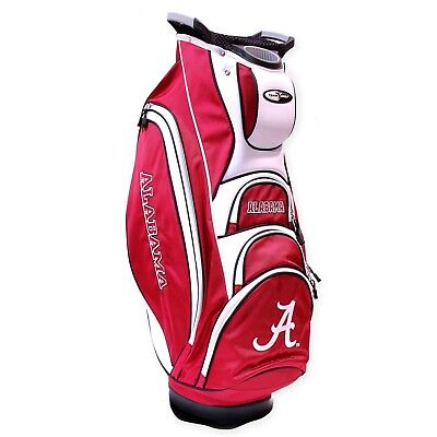 New Team Golf Alabama Crimson Tide Victory Cart Golf Bag