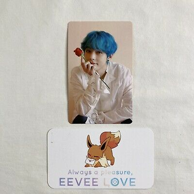 BTS Memories Of 2019 DVD Official Photocard V Taehyung - Us Seller