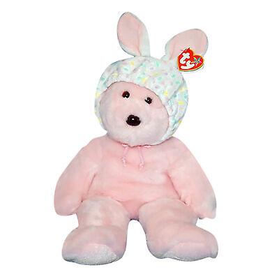 b0cbaafbd Ty Large Plush Beanie Buddy Bonnet ( Bunny Internet Exclusive ) MWMT