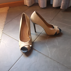 Beige high heels Kingston South Canberra Preview