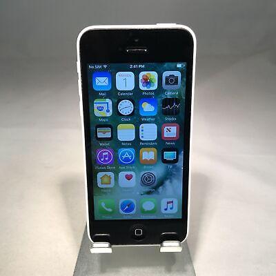 Apple iPhone 5C 16GB White T-Mobile Fair Condition