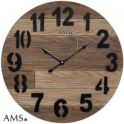 XXL Ams 50 Reloj de Pared Oficina Cocina la Sala Trabajo para...