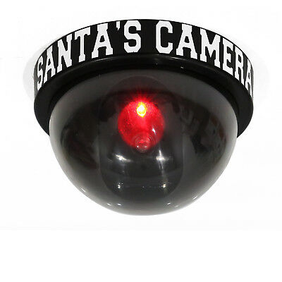 Santa Camera Cam Elf Surveillance,Dummy Camera CCTV Christmas Gifts Kids Novelty - Novelty Christmas Gifts