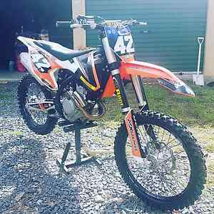 2016 ktm 350 sxf Jimboomba Logan Area Preview