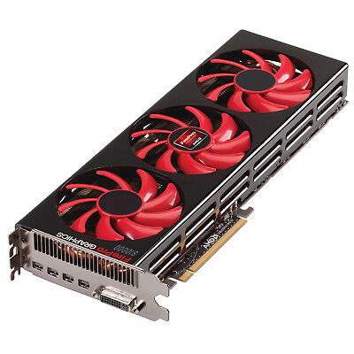 AMD Grafikkarte FirePro S10000 6GB Dual GPU supercomputing server graphics card