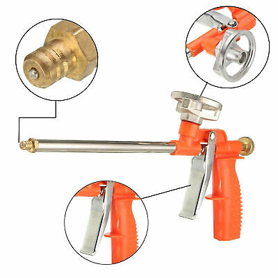 Professional Pu Spray Foam Gun Expanding Application Heavy Duty Applicator Us