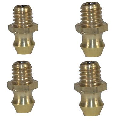 "Trailer Replacement Grease Nipples For Unbraked Hubs With 4"" PCD Pack of 4"