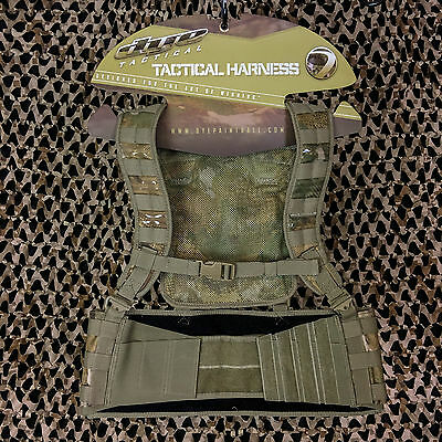 Dye Precision Attack Pack 4 7 Paintball Pro Harness for sale online