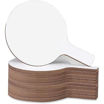 Flipside Products Mini Dry Erase Answer Paddle 5