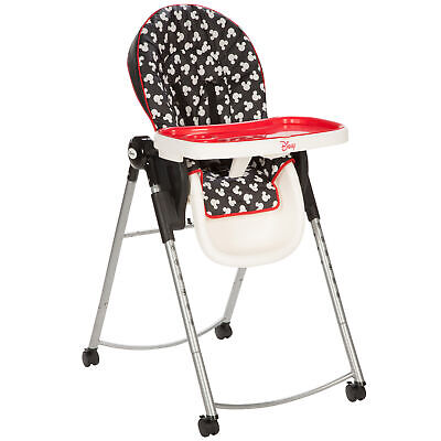 Disney Baby AdjusTable High Chair, Mickey Silhouette