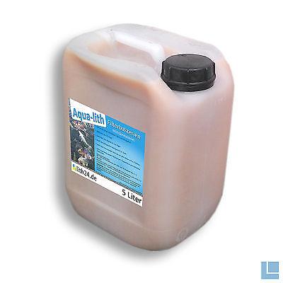 5L AquaLith Milchsäurebakterien Starterbakterien Koi Gartenteich Filterbakterien