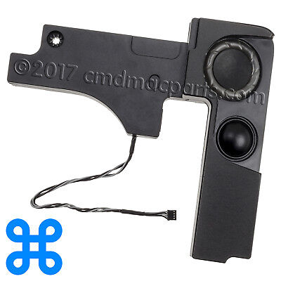 "RIGHT SPEAKER - Apple iMac 27"" A1312 2009 2010 MB952 MB953 922-9499 610-0064"