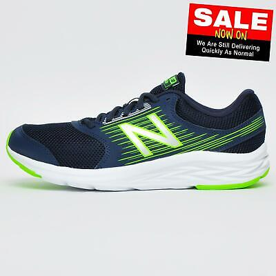 New Balance 411 Techride Men's Premium Running Shoes Gym Trainers Navy