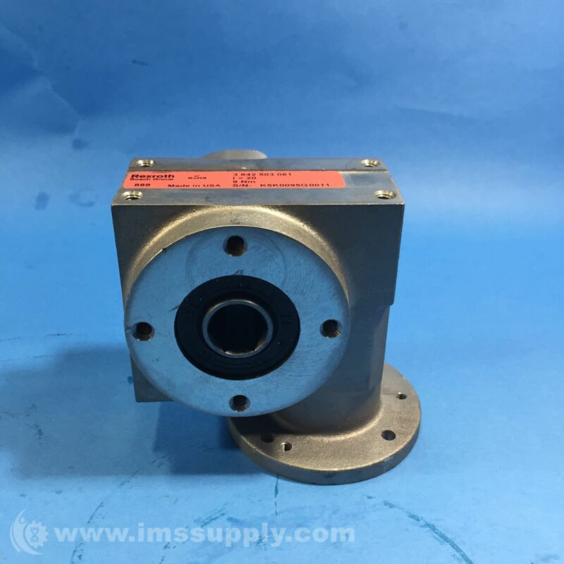 Rexroth Bosch 3 842 503 061 Gear Reducer FNIP