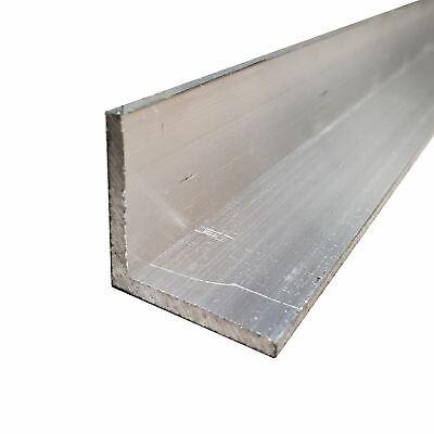 6063-t52 Aluminum Angle 1-14 X 1-14 X 18 X 48 Inches