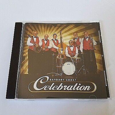 Celebration Barbary Coast CD 2007 River Boat Shuffle Running Wild Big Band Music