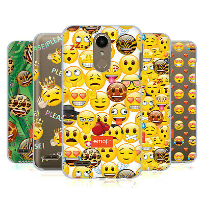 OFFICIAL emoji® NEW EXPRESSIONS HARD BACK CASE FOR LG PHONE