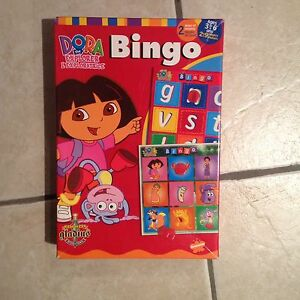 Dora bingo like new