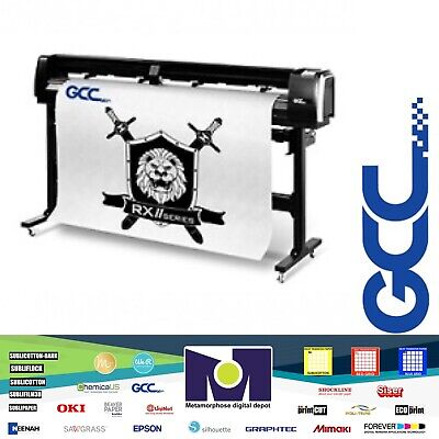 Gcc Rx Ii-183s 183cm Top Notch Cutting Plotter In The Market 72 Free Delivery