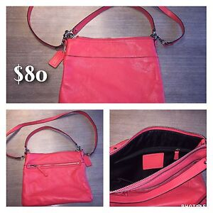 Coach purses (if you see this add, they're still available!)
