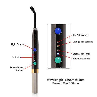 Dental Laser Diode Disinfection Medical Light Lamp System