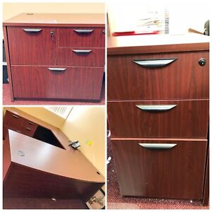 Office Desk with two drawers