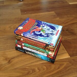 Hardcover books, kids/tweens