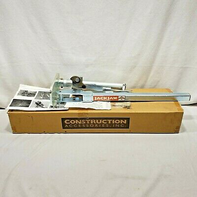 Construction Accessories Jackjaw 100 Jj0100 Concrete Form Stake Puller New