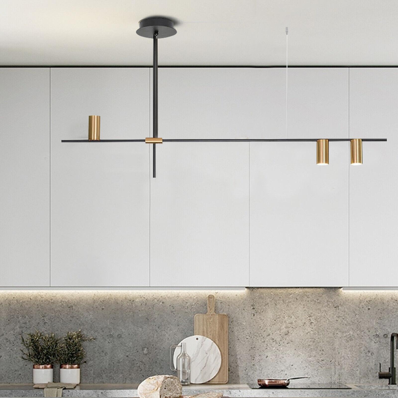 Mid-Century Modern Chandelier Pendant Kitchen Island Light Fixture