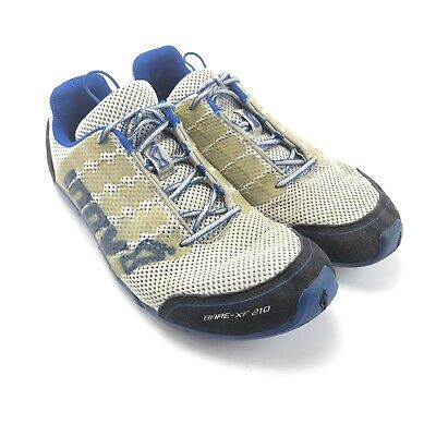Women's Inov-8 Bare XF 210 Laced Minimalist Running Shoes Size 8