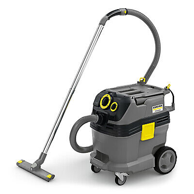 Karcher Nt 301 Tact Te Hepa Commercial Wetdry Vacuum