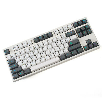 Leopold FC750R PD Mechanical Keyboard Cherry MX Silent red PBT White Grey