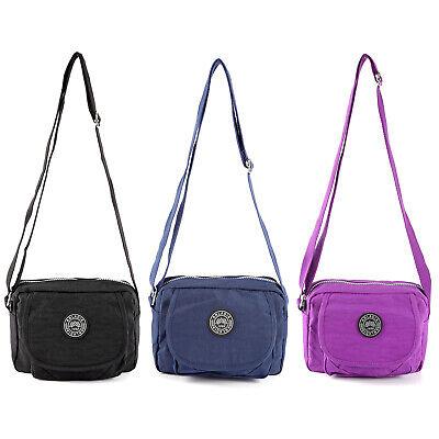 Small Satchel Shoulder Bag Handbag Across Cross Body Ladies Mini Messenger New