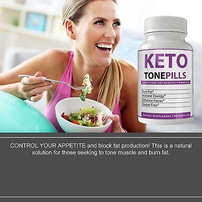 Keto Tone Pills Weightloss Supplement Keto Diet Tablets - Fire Up your Fat Bu... 4