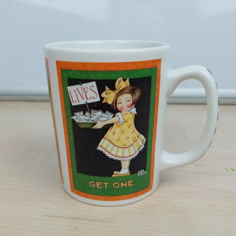 Vintage Mary Engelbreit Lives Get One Mug