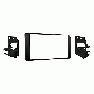 Metra 95-3003G Double DIN Stereo Installation Dash Kit for Chevy GMC Cadillac